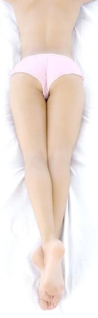 Идеальные женские ноги.