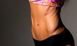 Упражнения для боковых мышц пресса для девушек и женщин