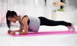 Правильное выполнение упражнения «планка» для похудения и отзывы о результатах